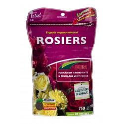 Engrais rosiers et arbustes à fleurs 750g